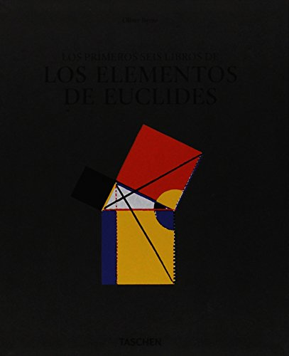 Los primeiros seis libros - Los elementos de Euclides