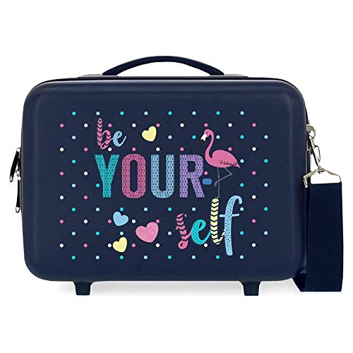Roll Road Be yourself Mode Jeunesse 29x21x15 cm Bleu