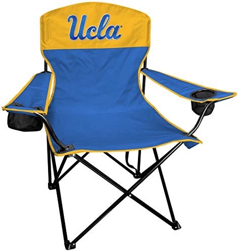 Rawlings NCAA XL Lineman Tailgate and Camping Folding Chair, UCLA Bruins