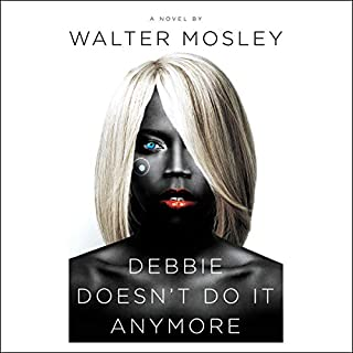 Debbie Doesn't Do It Anymore audiobook cover art