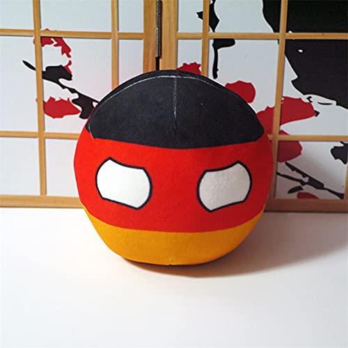 Nette Countryball Polandball Plüsch Puppen Anime Kurze Plüschtiere Mini Kissen Tasche Cosplay Für Kinder Geschenk