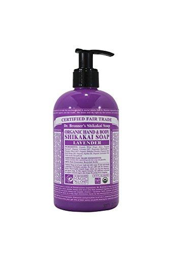 Dr Bronner Pump Soap Sugar Lavender