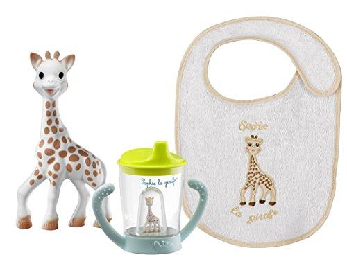 Vulli - Fresh Touch - Sophie la Girafe - Set Tasse anti-fuite