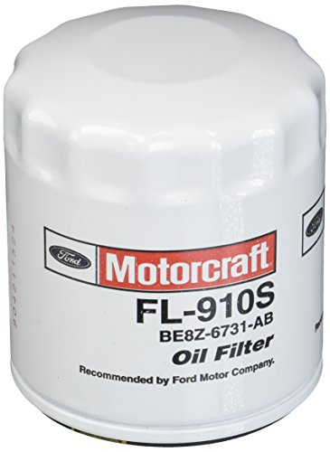 Ford Genuine Parts BE8Z-6731-AB Oil Filter