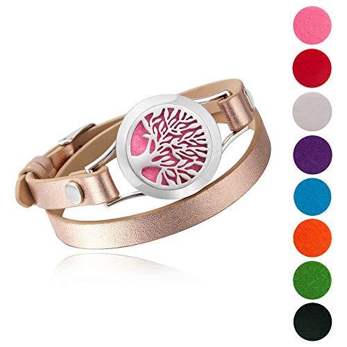 Essential Oil Diffuser Bracelet - 25mm...