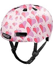 Nutcase Baby Nutty-Love Bug uniseks helm, meerkleurig, XXS