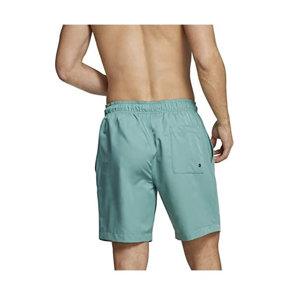 Speedo Men's Swim Trunk Mid Length Redondo Solid