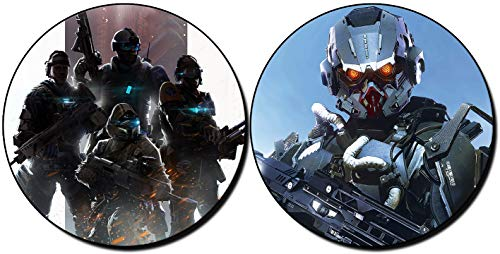 MasTazas Killzone Shadow Fall Intercept Posavasos x4 Coasters