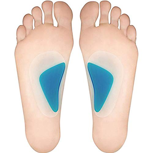 Pedimend Pedimend insoles to support foot support in flattens, aid in plantar fasciitis and heel sports, professional correction of flattens and Mortons neuroma, for foot and shoulder injuries, unisex