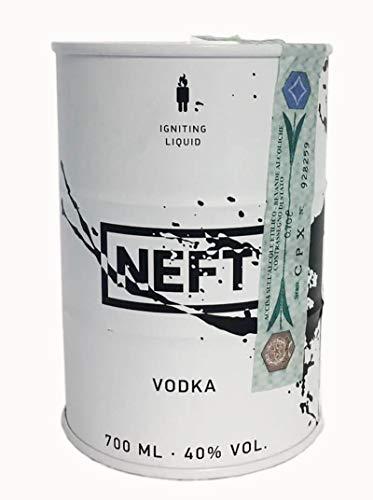 Neft Neft Vodka White Barrel Limited Edition Black White 40% Vol. 0,7L - 700 ml