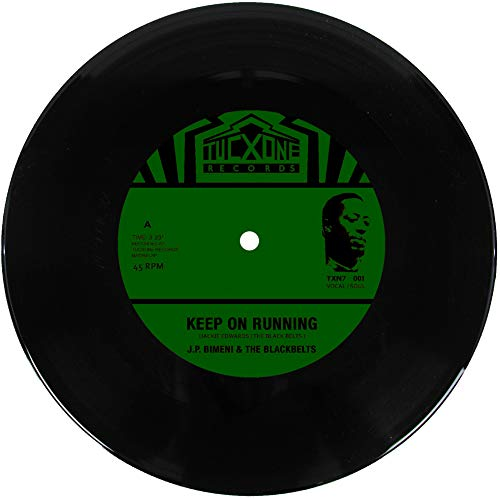 Keep On Running [VINYL] [Vinilo]