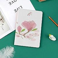 おしゃれな新しい ipad pro 11 2018 ケース スリムフィット シンプル 高級品質 手帳型 スエード柔らかな内側 スタンド機能 保護ケース オートスリープ マグノリアの枝と柔らかな色調の葉春の装飾的なロマンスの装飾