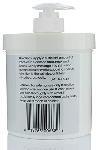 41rTVcjx5+L - Advanced Clinicals Retinol Cream. Spa Size for Salon Professionals. Moisturizing Formula Penetrates Skin to Erase the Appearance of Fine Lines & Wrinkles. Fragrance Free. (Two - 16oz)