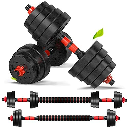Pesas ajustables Hallbells para ejercicios, para hombres y mujeres