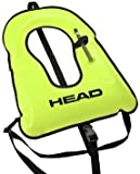 Mares Head Snorkel Vest, Yellow/Black Trim, Youth/X-Small/80 lb