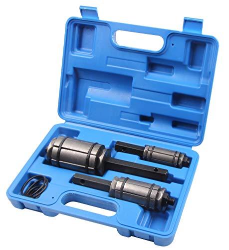 Rohrweiter Auspuff Auspuffaufweiter Rohr Aufweiter Rohraufweiter Rohrausweiter Rohrspreizer Set ø 30-85 mm inkl. Koffer