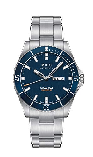 MIDO MEN'S OCEAN STAR CAPTAIN V 42.5MM AUTOMATIC WATCH M026.430.11.041.00