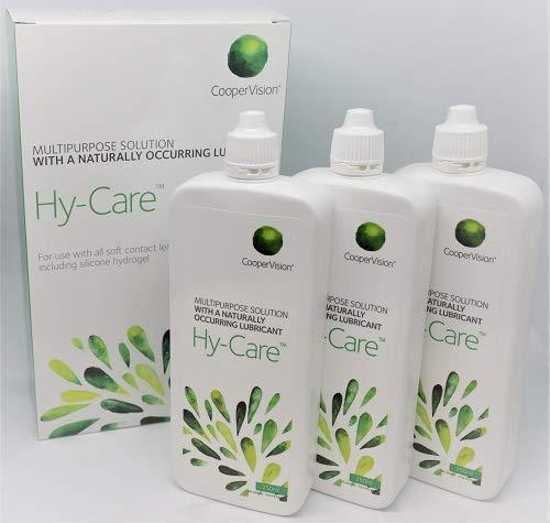 coopervi Sion HY de Care–Contacto lente accesorios, 1er Pack (1x 720ml)