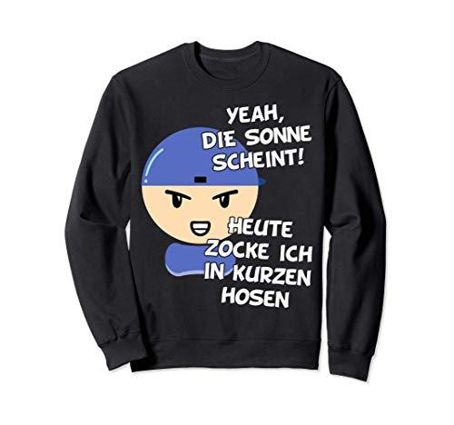 Gamer Zocker Videospiel PC Game Konsole Teenager Geschenk Sweatshirt