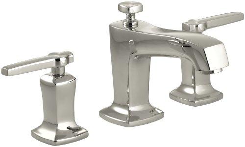 Kohler Margaux WC-Armatur Leuchtendes poliertes Nickel