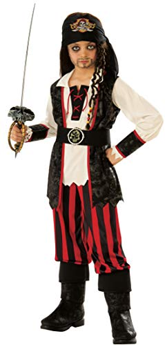 Rubie's Boy Pirate Child's Costume, Small
