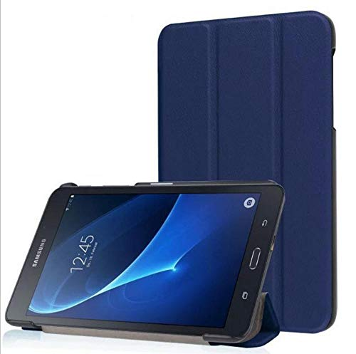 DELLA Suitable for Samsung TAB S2 8.0T710 leather case T715 protective shell ultra-thin smart dormant tablet protective sleeve-T710/T713/T715