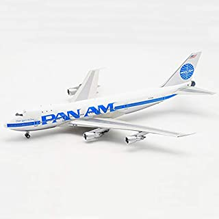 Inflight PAN AM Boeing 747-100 N735PA 1/200 diecast Plane Model Aircraft