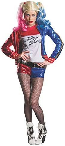 Charades Women s Suicide Squad Harley Quinn Adult Costume X Small product image