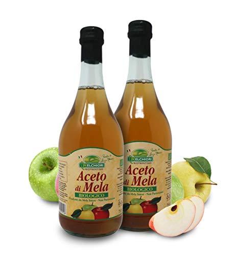 Carioni Food & Health Vinagre de Manzana ecológico - 75