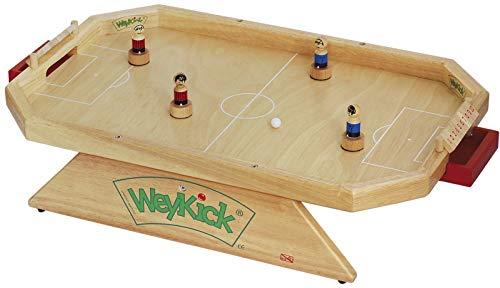 WeyKick Stadion 7500 / Magnetfußball für 2-4 SpielerInnen / Material: Holz / Spielfläche: ca. 46 x 71 cm / für Kinder ab 3 Jahren