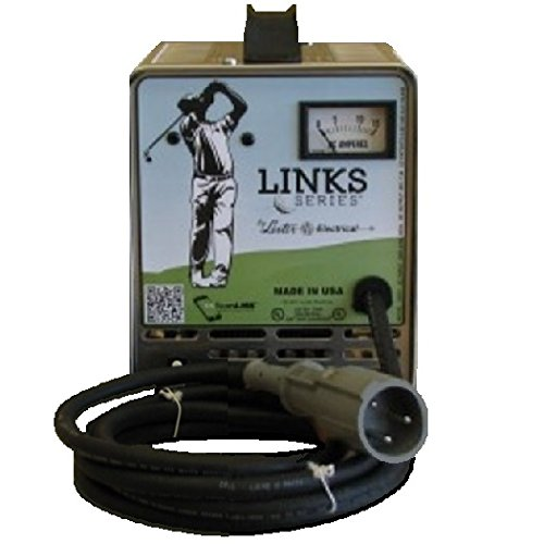 Lester Link Series 48 Volt Golf Cart Battery Charger for 1995-2013 Club Car...