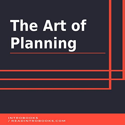 The Art of Planning cover art