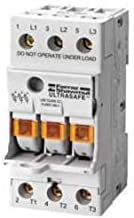 Mersen USCC2I UltraSafe Indicating Class CC Fuse Holder, 2 Pole