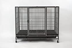 Homey Pet Heavy Duty Dog Kennel