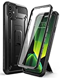 SUPCASE Unicorn Beetle Pro Series Case Designed for iPhone 11 6.1 Inch (2019 Release), Built-In Screen Protector Full-Body Rugged Holster Case (Black)
