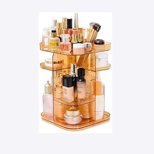 ADSE Makeup Palette Organizer, Aufbewahrungsbox für Lippenstiftregale, Aufbewahrungsbox für kosmetische Aufbewahrungsvitrinen