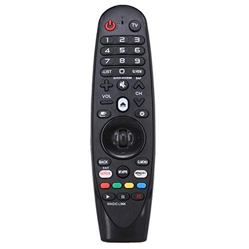 Universal Remote Control for LG Smart TV AN-MR600G AN-MR650 AN-MR650G ANMR650A ANMR600 AN-MR650B AN-MR19BA AN-MR18BA (This Remote Does not Have Voice and Mouse Functions)