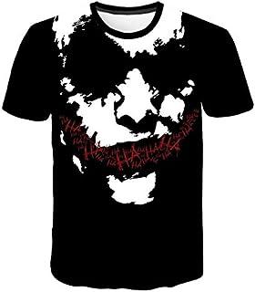 Summer Men's T-shirt 3D Print Cute Hip-Hop T-Shirt Unisex Plus Size Round neck Tops S-6XL