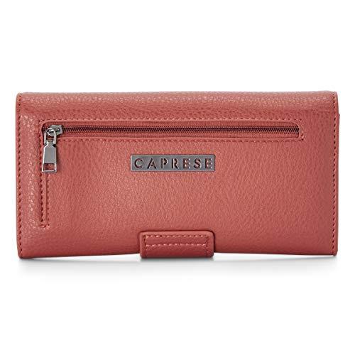 Caprese Carrie Women's Wallet (Brick)