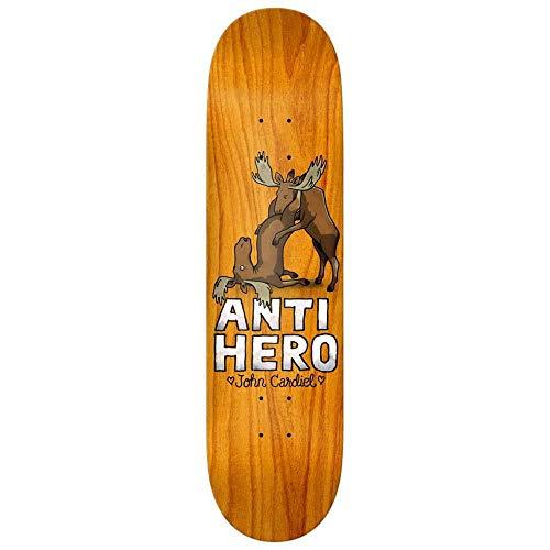 Tavola da skateboard Anti Hero Deck Cardiel Lovers II, 21 cm