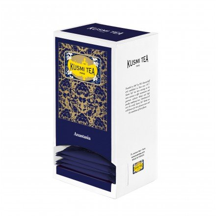 KUSMI Tea Paris - ANASTASIA - 24 Individuell Teebeutel