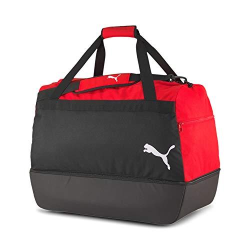 Puma teamGOAL 23 Teambag M BC Boot Compartment Sac De Sport Mixte Adulte, Red Black, Taille Unique