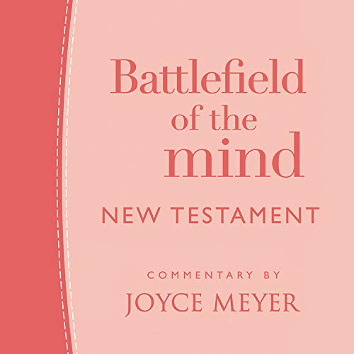 Battlefield of the Mind New Testament cover art