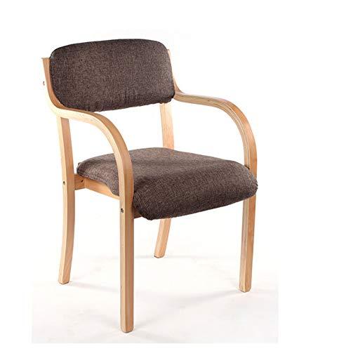 Chaise à la maison mode à manger chaise Chaise unique Chaise d'étude Dossier fauteuil chaise d'ordinateur Chaise d'extérieur Chaise café (Couleur : G)