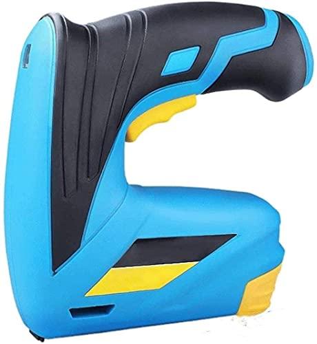 FCPLLTR Pistola eléctrica sin Cable/Grapadora/Tacker/Grapa y Pistola de Clavos, batería de ión...