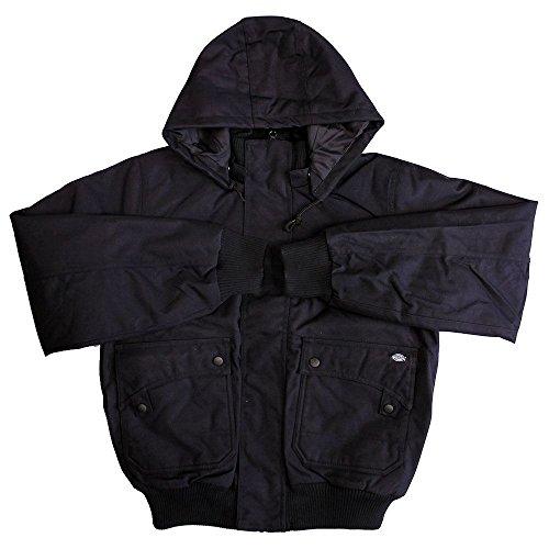 Dickies Masonville Zip up Jacket Black