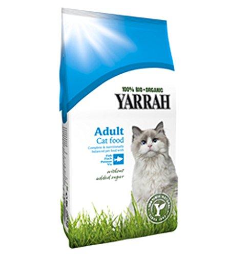 Juego de 24ecológica gato croquetas con pescado 10kg yarrah
