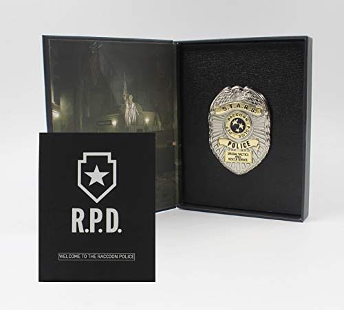 Official Resident Evil 3 S.T.A.R.S. Pin Badge