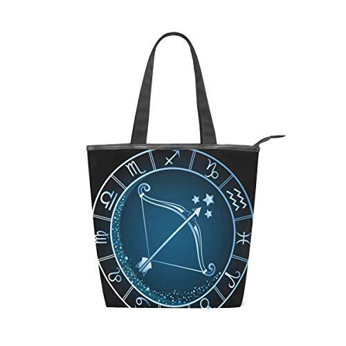 Blue Constellation Sagittarius Women's Large...