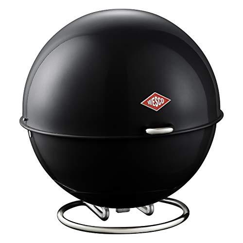 Wesco Aufbewahrungsbehältnis Superball 26x26cm schwarz